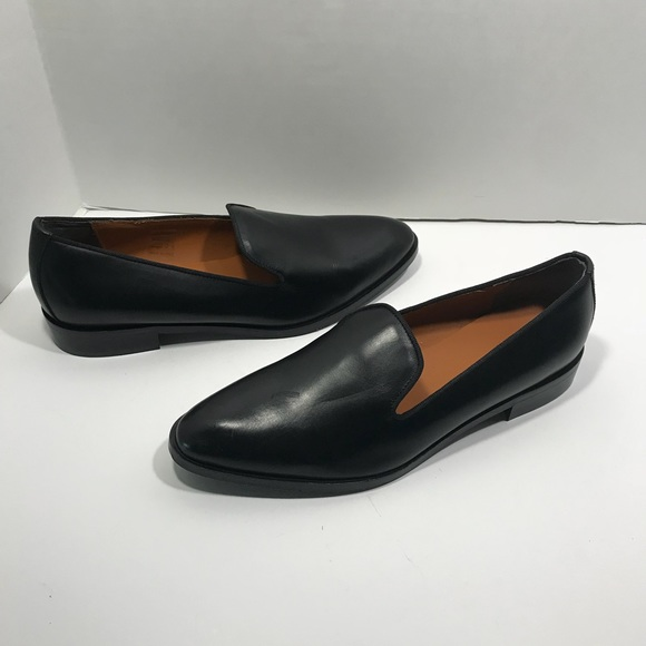 5a896b26bf7 Everlane Shoes - Everlane women s Italian leather loafer Sz 10